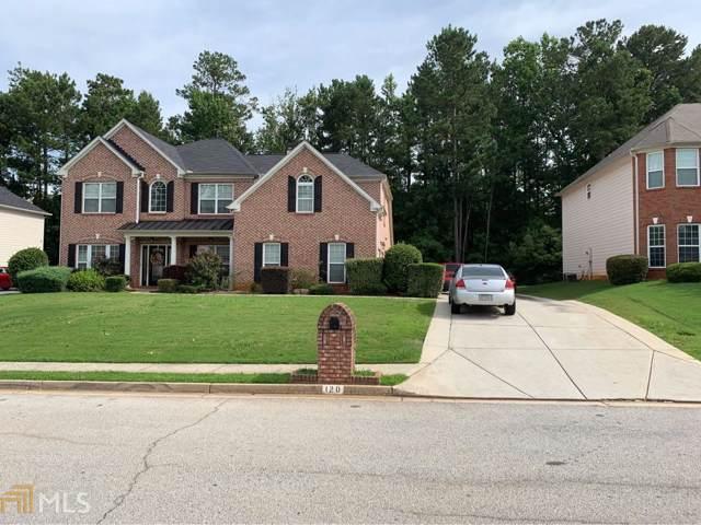 120 Fairway Trl, Covington, GA 30014 (MLS #8644284) :: The Heyl Group at Keller Williams