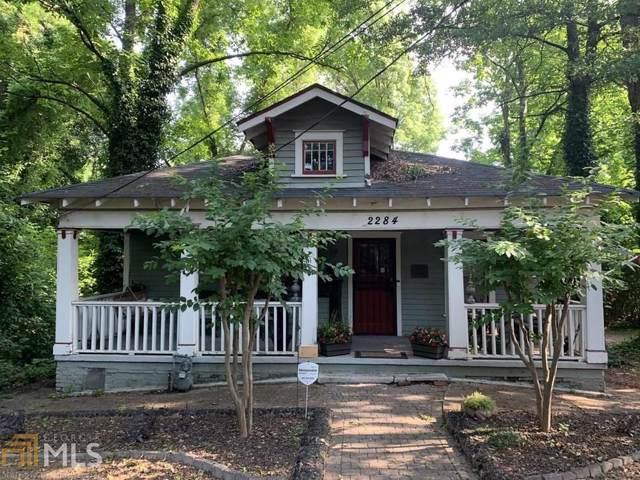 2284 Memorial Dr, Atlanta, GA 30317 (MLS #8644345) :: Bonds Realty Group Keller Williams Realty - Atlanta Partners