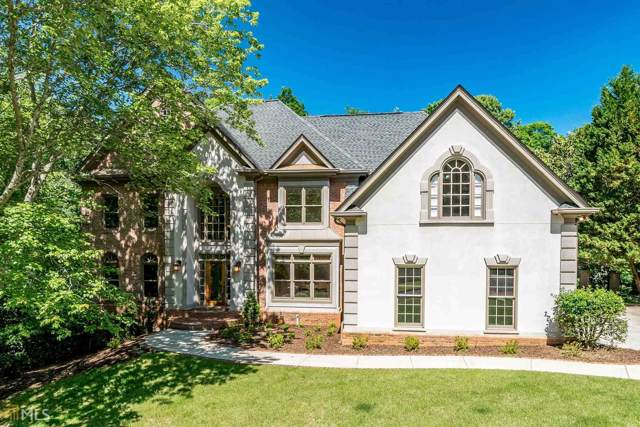 8505 Sentinae Chase Dr, Roswell, GA 30076 (MLS #8644535) :: Buffington Real Estate Group