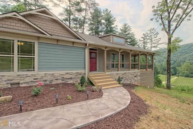 60 Olds Mountain Peak, Rabun Gap, GA 30568 (MLS #8644581) :: Bonds Realty Group Keller Williams Realty - Atlanta Partners