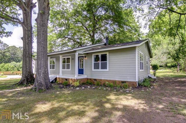 252 Johnson St, Senoia, GA 30276 (MLS #8644632) :: The Heyl Group at Keller Williams
