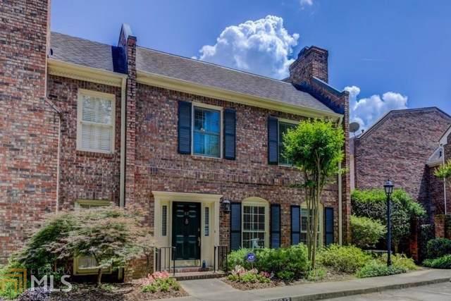 45 Lullwater Place Ne #45, Atlanta, GA 30307 (MLS #8644664) :: The Heyl Group at Keller Williams