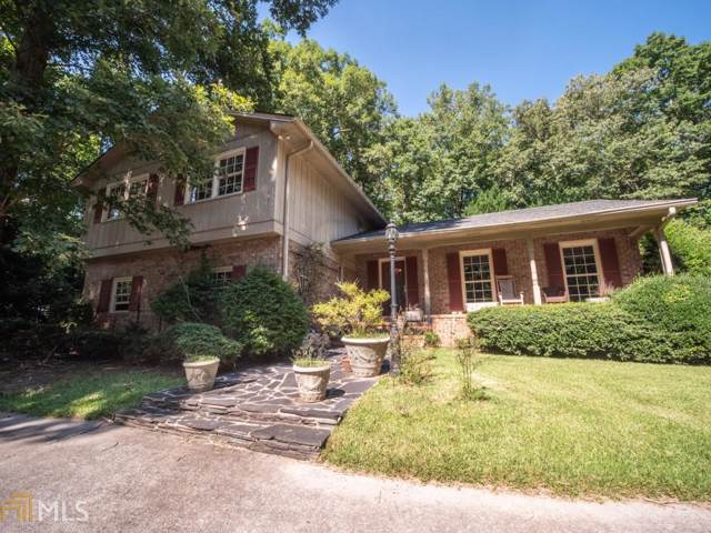 2550 Cove Rd, Gainesville, GA 30506 (MLS #8644800) :: The Realty Queen Team