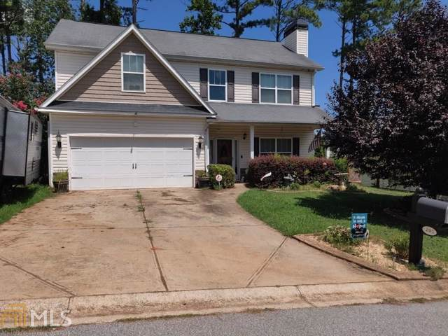 205 Cole Creek Drive, Dallas, GA 30157 (MLS #8644885) :: Bonds Realty Group Keller Williams Realty - Atlanta Partners