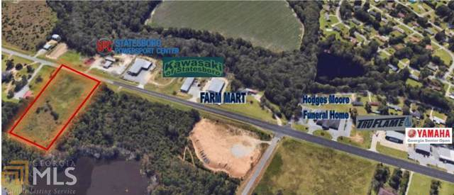 0 Highway 80 E, Statesboro, GA 30459 (MLS #8644887) :: Rettro Group