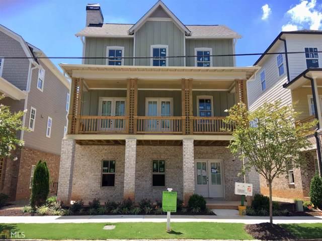 911 Luther Street Nw #104, Atlanta, GA 30318 (MLS #8644939) :: Bonds Realty Group Keller Williams Realty - Atlanta Partners