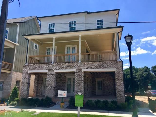 913 Luther Street Nw #105, Atlanta, GA 30318 (MLS #8644944) :: Bonds Realty Group Keller Williams Realty - Atlanta Partners