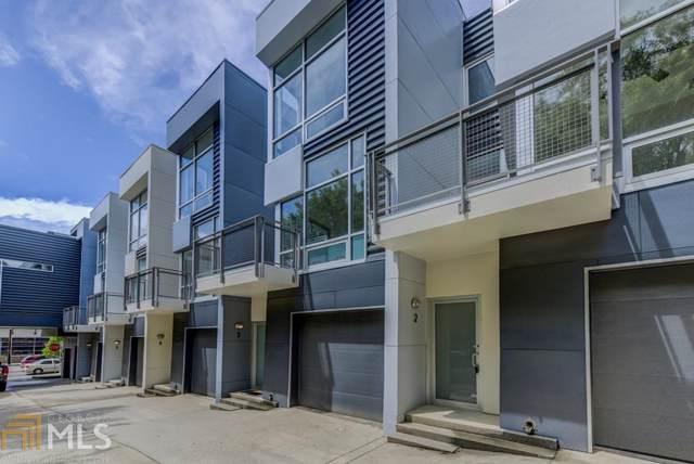 752 Moreland Ave #3, Atlanta, GA 30316 (MLS #8644974) :: Buffington Real Estate Group