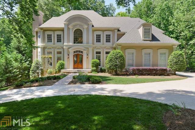 3435 Newport Bay Dr, Alpharetta, GA 30005 (MLS #8644989) :: HergGroup Atlanta