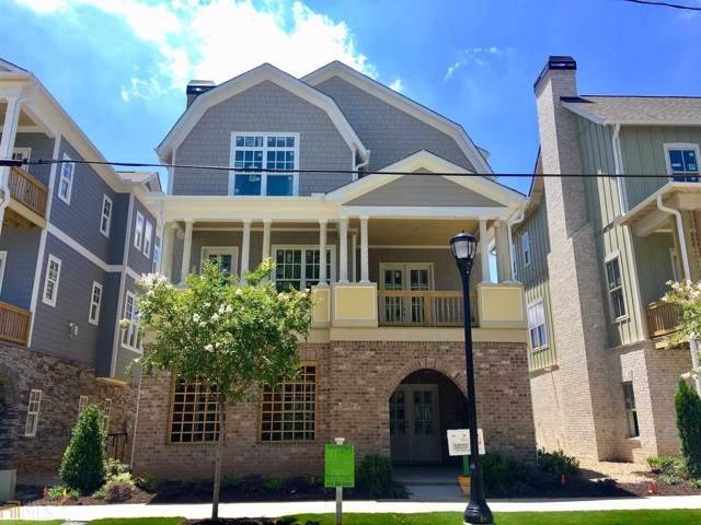 917 Luther Street Nw #107, Atlanta, GA 30318 (MLS #8644990) :: Bonds Realty Group Keller Williams Realty - Atlanta Partners