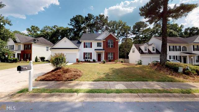 195 Mcintosh Place Dr, Fayetteville, GA 30214 (MLS #8645035) :: Bonds Realty Group Keller Williams Realty - Atlanta Partners
