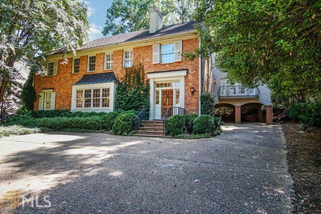 1195 W Brookhaven Dr, Brookhaven, GA 30319 (MLS #8645040) :: Military Realty