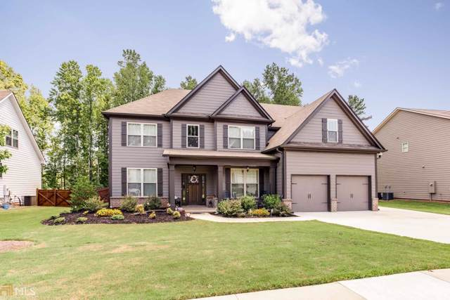 829 Hawkins Creek Dr, Jefferson, GA 30549 (MLS #8645049) :: Rettro Group
