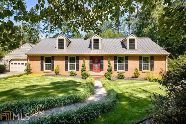 3345 Timberridge Trail, Duluth, GA 30096 (MLS #8645156) :: HergGroup Atlanta