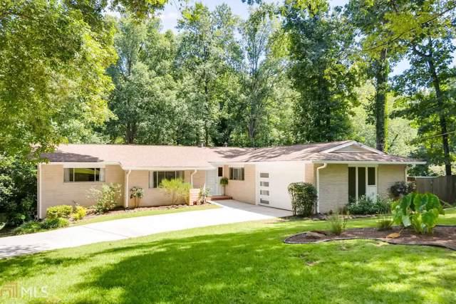 559 Rays Rd, Stone Mountain, GA 30083 (MLS #8645163) :: The Heyl Group at Keller Williams