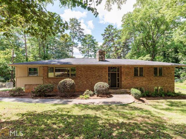 5309 Hugh Howell, Stone Mountain, GA 30087 (MLS #8645288) :: The Heyl Group at Keller Williams