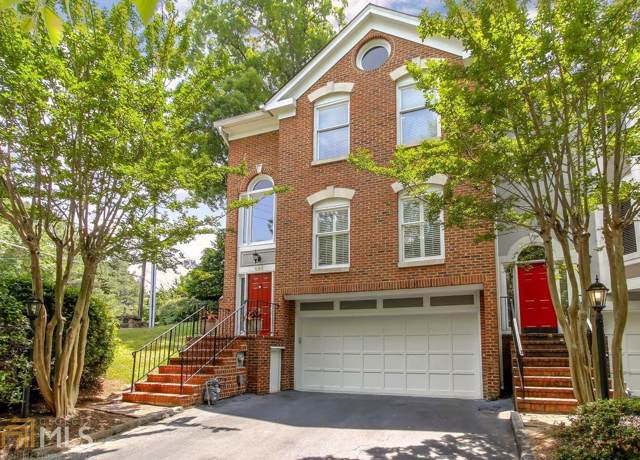895 Embassy Ct, Atlanta, GA 30324 (MLS #8645366) :: The Heyl Group at Keller Williams