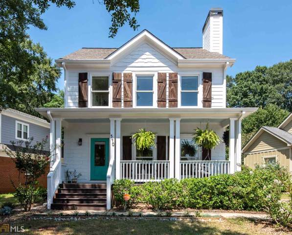 540 Hillcrest Ave, Athens, GA 30606 (MLS #8645402) :: The Heyl Group at Keller Williams