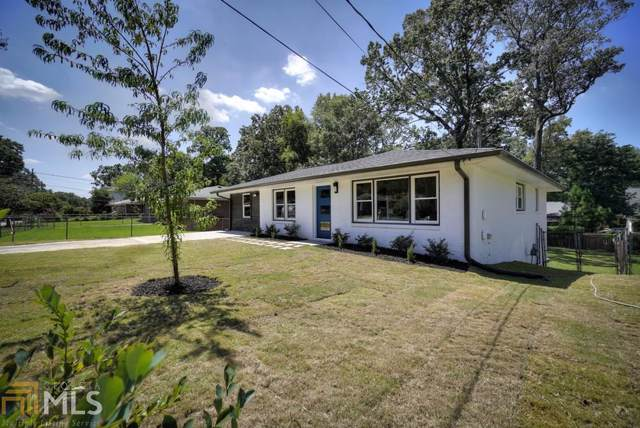 262 Martha Avenue Ne, Atlanta, GA 30317 (MLS #8645438) :: RE/MAX Eagle Creek Realty