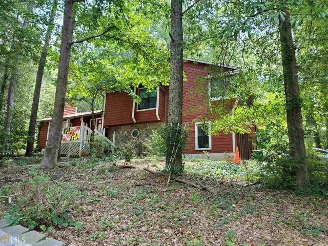 873 Bridgewater Ct, Stone Mountain, GA 30088 (MLS #8645489) :: The Heyl Group at Keller Williams