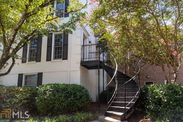 1101 Collier Rd K6, Atlanta, GA 30318 (MLS #8645497) :: The Heyl Group at Keller Williams