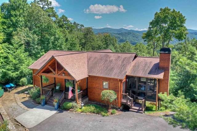 330 Choctaw Ridge Road, Blue Ridge, GA 30513 (MLS #8645580) :: Rettro Group