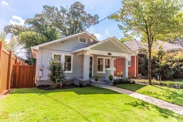308 Mcpherson Pl, Atlanta, GA 30316 (MLS #8645591) :: Buffington Real Estate Group