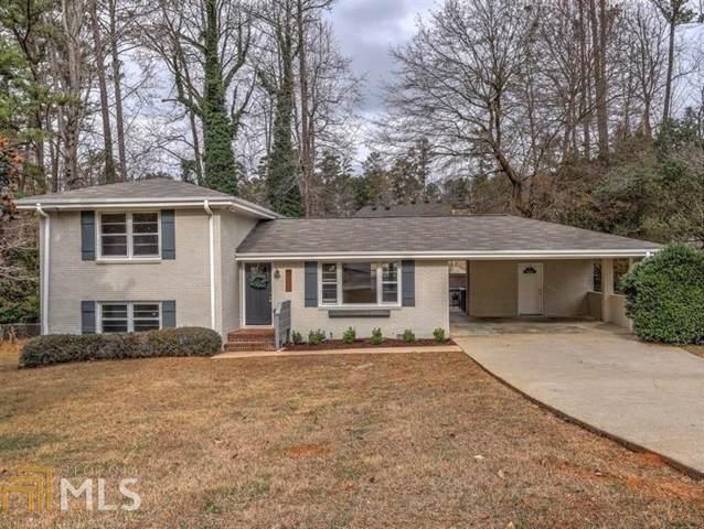2803 Harrington Pl, Atlanta, GA 30311 (MLS #8645630) :: The Heyl Group at Keller Williams