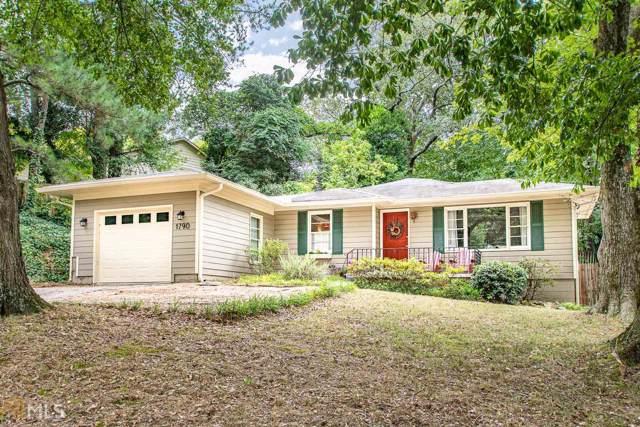 1790 Defoor Ave, Atlanta, GA 30318 (MLS #8645709) :: Buffington Real Estate Group