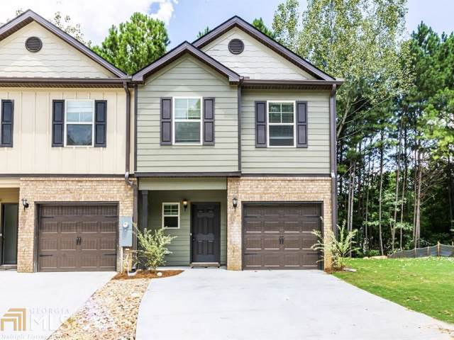 6030 Oak Bend Ct #12, Riverdale, GA 30296 (MLS #8645767) :: Military Realty