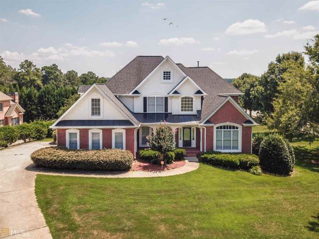 500 Thoreau Ln, Jonesboro, GA 30236 (MLS #8645861) :: The Realty Queen Team