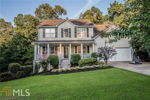 210 Oak Hollow Ct, White, GA 30184 (MLS #8645980) :: The Realty Queen Team