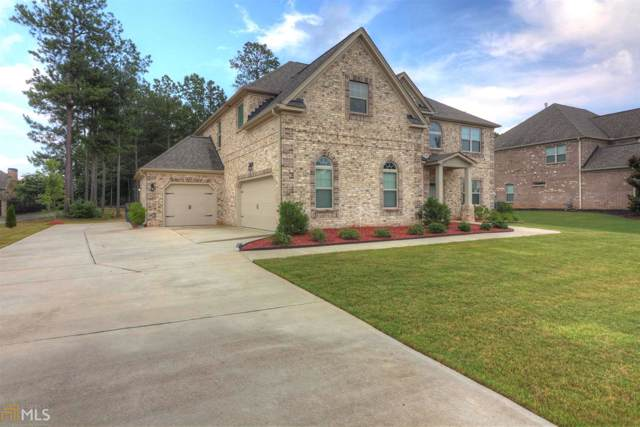 709 Peninsula Overlook, Hampton, GA 30228 (MLS #8645981) :: The Realty Queen Team
