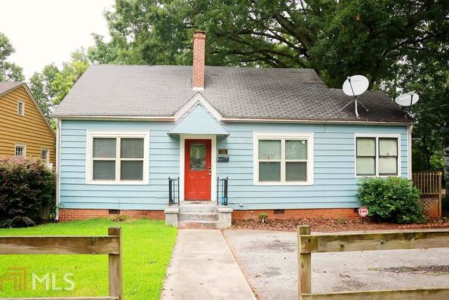 733 W Solomon, Griffin, GA 30223 (MLS #8645986) :: The Heyl Group at Keller Williams