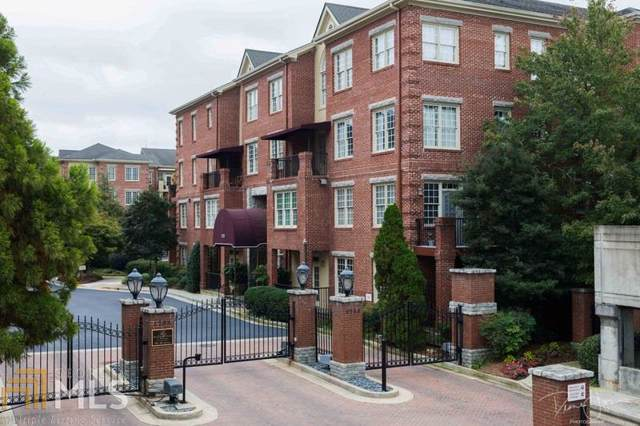 1735 NE Peachtree Street Ne #218, Atlanta, GA 30309 (MLS #8645995) :: The Durham Team