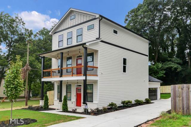 1993 Memorial Dr, Atlanta, GA 30317 (MLS #8646036) :: The Heyl Group at Keller Williams