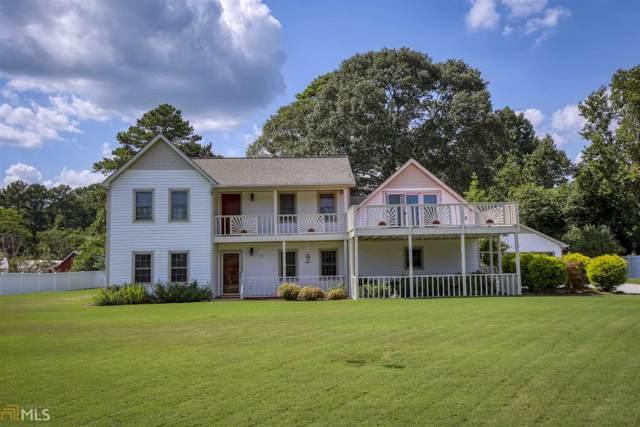 921 Pine Cir, Woodstock, GA 30189 (MLS #8646117) :: Bonds Realty Group Keller Williams Realty - Atlanta Partners
