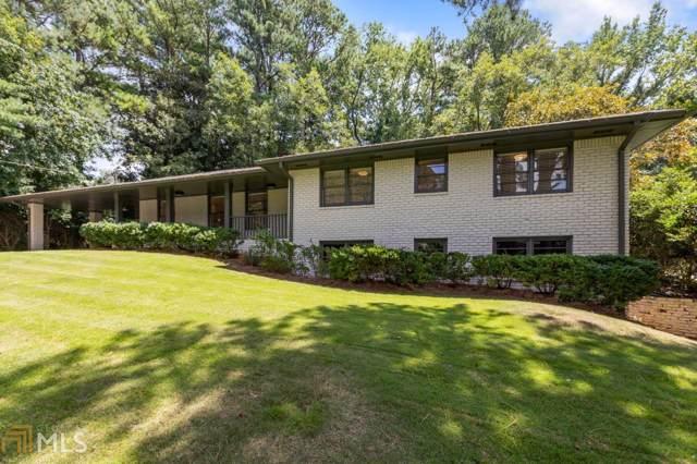 3360 Hidden Acres Dr, Atlanta, GA 30340 (MLS #8646166) :: The Heyl Group at Keller Williams
