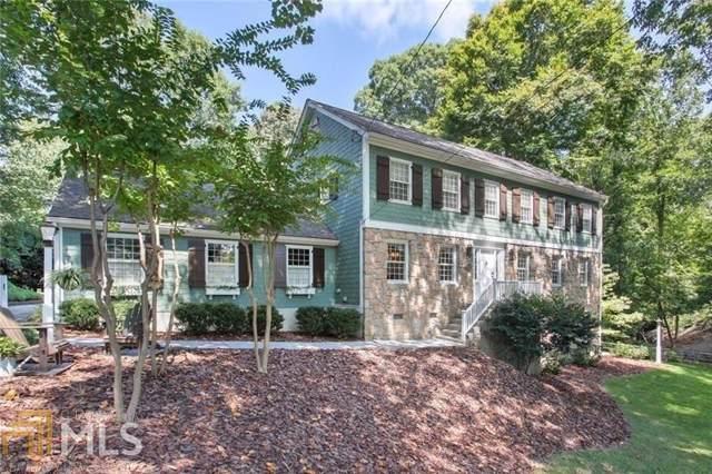 1742 Dunridge Ct, Atlanta, GA 30338 (MLS #8646182) :: The Heyl Group at Keller Williams