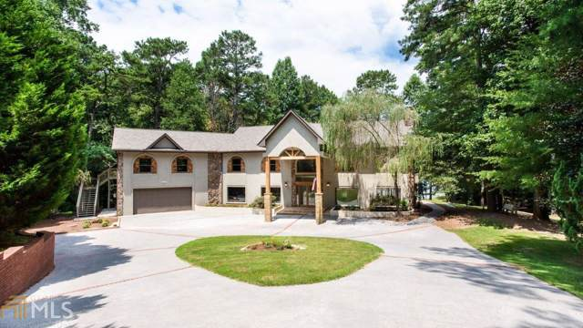 507 Bentwood Dr, Woodstock, GA 30189 (MLS #8646232) :: Bonds Realty Group Keller Williams Realty - Atlanta Partners