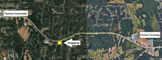 0 E Highway 34 & Lassetter Rd 1.7 Acres, Sharpsburg, GA 30277 (MLS #8646371) :: Keller Williams Realty Atlanta Partners
