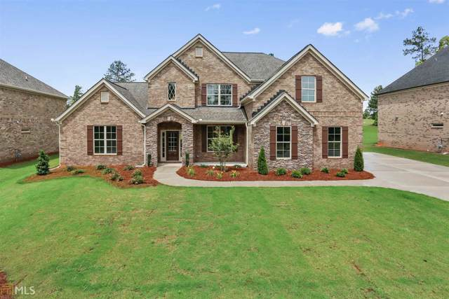 135 Atkins Ln, Fayetteville, GA 30215 (MLS #8646392) :: The Realty Queen Team
