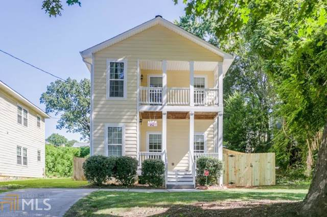 94 Ormond St, Atlanta, GA 30315 (MLS #8646396) :: The Heyl Group at Keller Williams