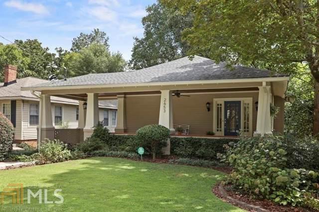 2653 Brookwood Drive, Atlanta, GA 30305 (MLS #8646440) :: The Durham Team