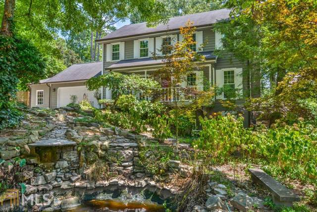 290 Sassafras Road, Roswell, GA 30076 (MLS #8646526) :: The Realty Queen Team
