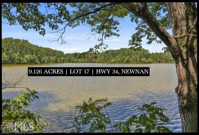 0 Highway 34 Lot 17, Newnan, GA 30263 (MLS #8646530) :: The Heyl Group at Keller Williams