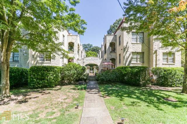 301 Atlanta Ave #5, Atlanta, GA 30315 (MLS #8646543) :: The Heyl Group at Keller Williams