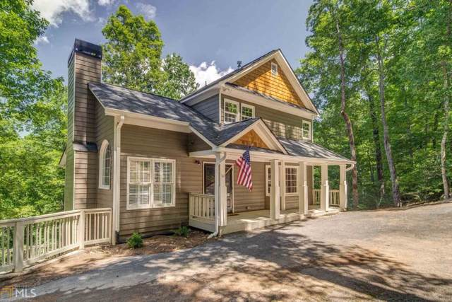 15 S Lake Dr, Ellijay, GA 30536 (MLS #8646552) :: Anita Stephens Realty Group