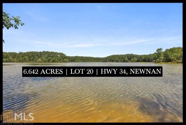 0 Highway 34 Lot 20, Newnan, GA 30263 (MLS #8646568) :: The Heyl Group at Keller Williams