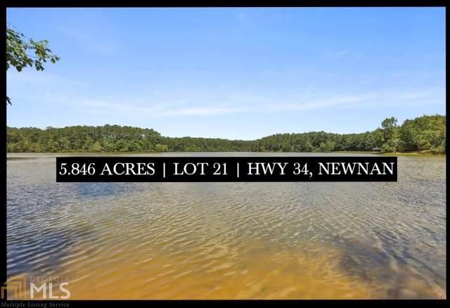 0 Highway 34 Lot 21, Newnan, GA 30263 (MLS #8646576) :: The Heyl Group at Keller Williams